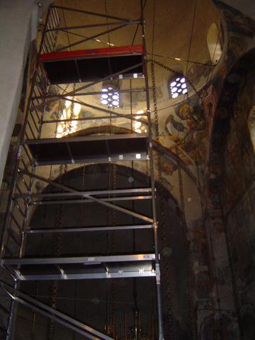 ProTec 910226 u Manastiru Žiča