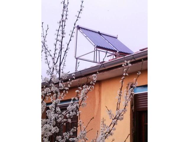Solarni sistem za zagrevanje vode 200l - Pirot