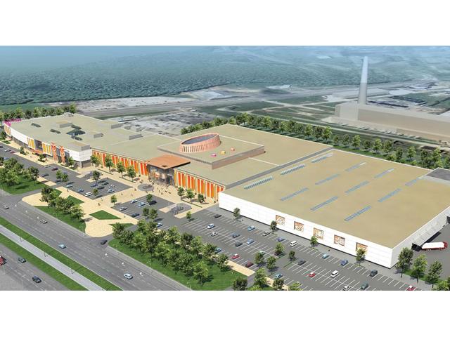 "Tržni centar ""Yuzhniy"", Kazanj, Rusija - Investitor: ZAO ""Kazstroyinvest"" Glavni Projekat rekonstrukcije i dogradnje tržnog centra, Ukupna površina: 58.400m2 Godina projektovanja: 2008."