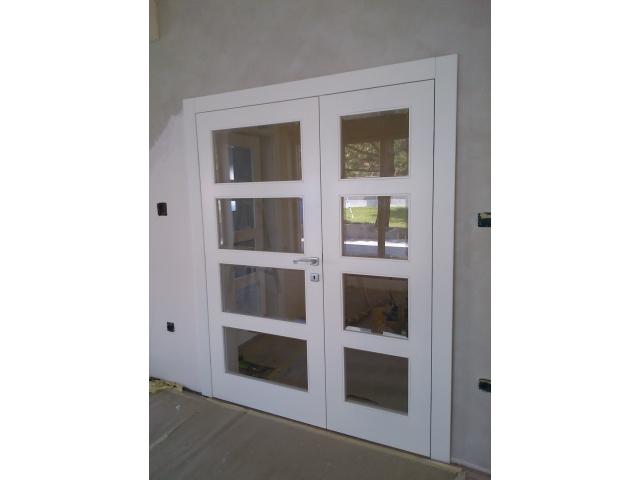MDF dvokrilna vrata