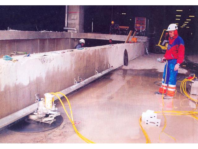 Sečenje betona - dubina do 600mm