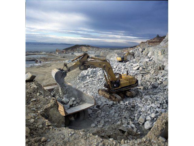 Delovi za mašine za kamenolome