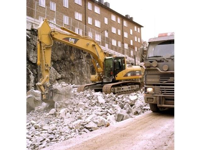 Delovi za mašine u građevinarstvu