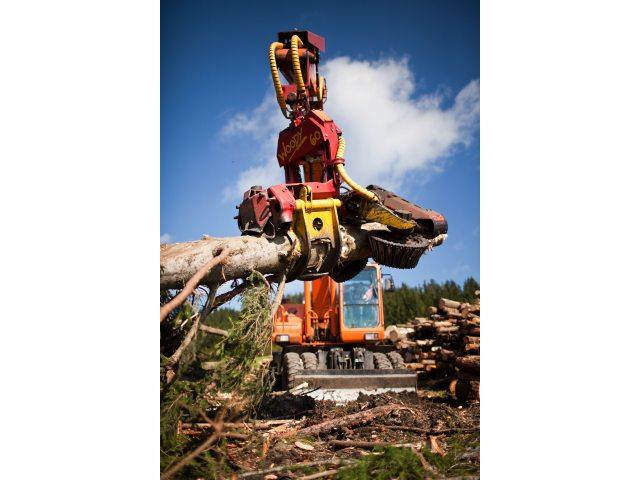 Delovi za mašine u šumarstvu