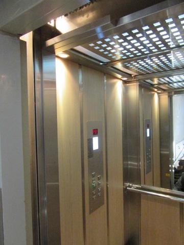 Kabina putničkog lifta