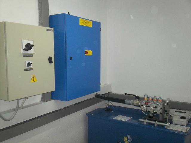 Pogon hidrauličnog lifta