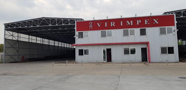 VIR IMPEX skladišni prostor