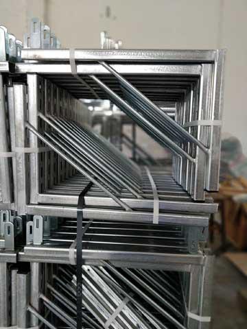 Veznici za stubove - Vinkle - Omogućavaju formiranje zidova dimeznija od 15-90cm.
