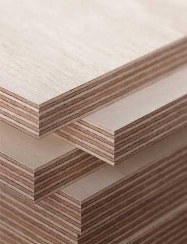Sirovi šper breza - Najčešća primena je u industriji nameštaja, transportnoj industriji, za dečija igrališta, za izradu ambalaže