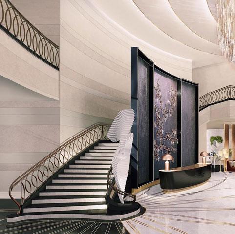 RITZCARLTON hotel Astana