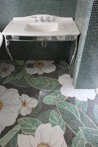 Kupatilo u mozaiku