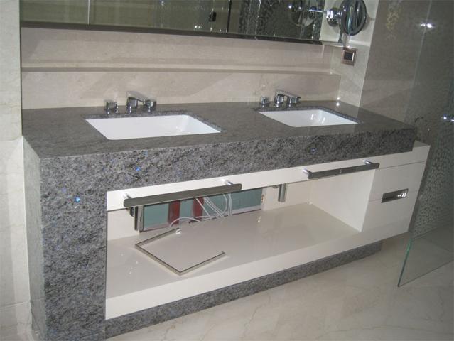 Opremanje i oblaganje enterijera - granit