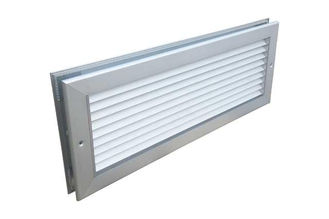 Aluminijumska ventilaciona rešetka