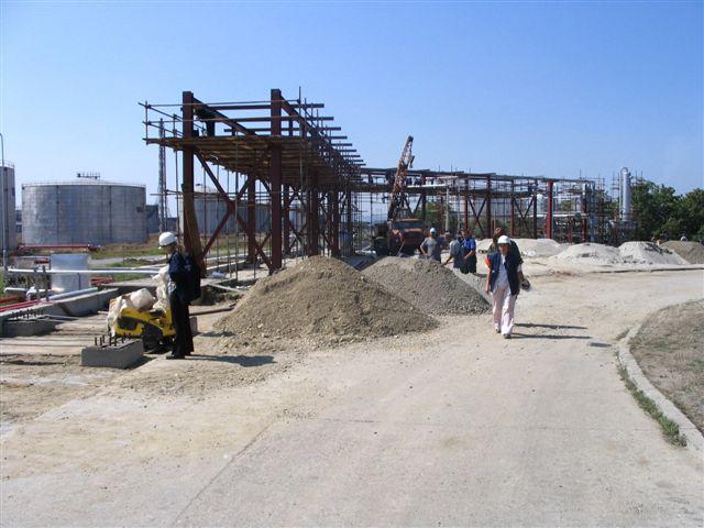 Konstrukcija cevnog mosta