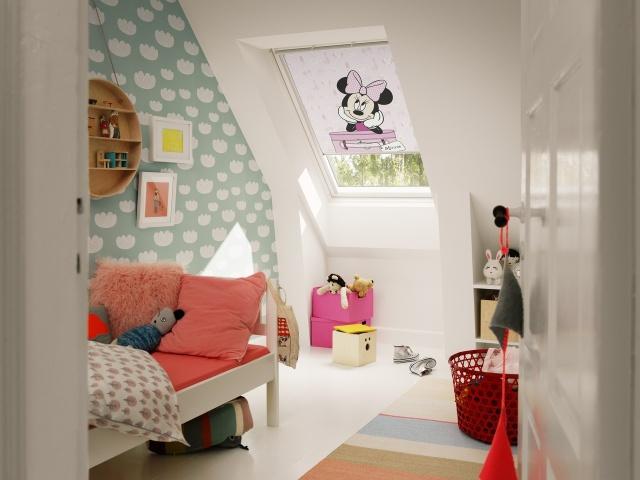 Disney & VELUX Dream Collection - Roletne za dečije sobe