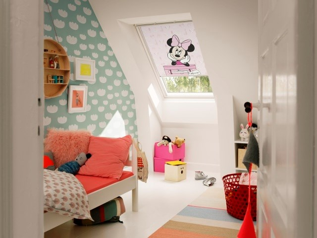 Disney & VELUX Dream Collection - Roletne za dečije sobe