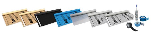 Aksesoari LDS membrane i trake