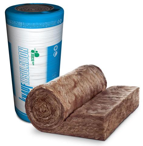 Staklena vuna sa Ecose tehnoogijom