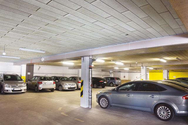 Izolacija plafona garaža