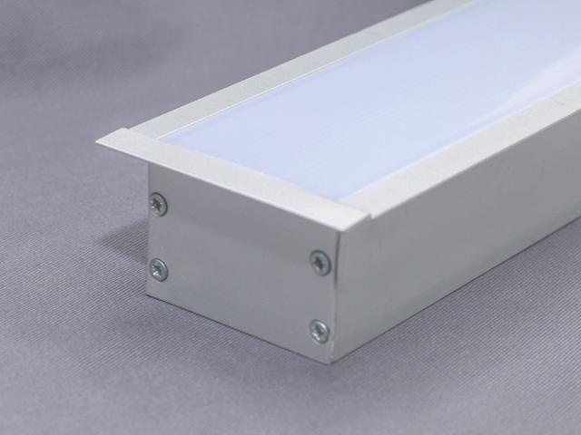 LT111 ugradni aluminijumski profil