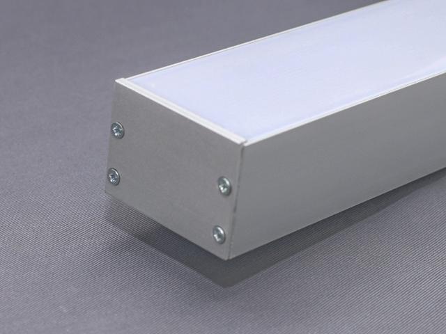 LT110 nadgradni aluminijumski profil