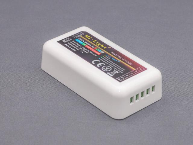 FUT037 RGB LED kontrola