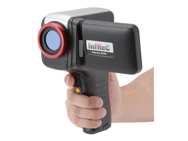 G100EX termovizijska kamera - najnovija G100EX/G120EX  serija sa unapređenim performansama: meri visoke temperature do 1500°C; rezolucija: 0,04°C (sa S/N poboljšanjem pri 30°C); funkcija poboljšanja usrednjavanja za bolji kvalitet slike; standardni hvatni kaiš za bolju bezbednost i operativnost.