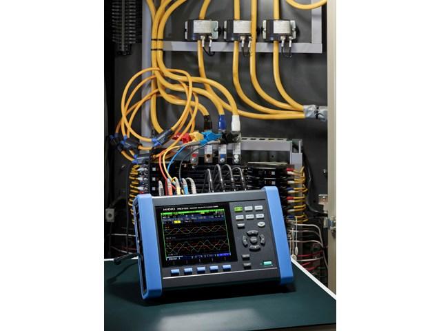 Hioki Japan analizator kvaliteta električne energije model PQ3100 - uvodi DC merenu podršku kao odgovor na sve širu upotrebu obnovljivih izvora energije. Pored toga, novi instrument zadovoljava merene potrebe kupaca sa karakteristikama kao što su funkcija brzog podešavanja koja vodi korisnika kroz proces povezivanja i kroz lako i pouzdano konfigurisanje instrumenta.