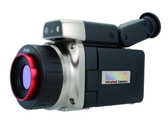 """Termovizijske kamere InfReC Model R500 Serije - poseduje najnoviju Avio funkciju """"Multi-Frame Super Resolution Image Processing"""" koja unapređuje stvarnu prostornu rezoluciju. Memorišu termalne snimke rezolucije 1,2M piksela što ih stavlja u najvišu klasu termovizijskih kamera."""
