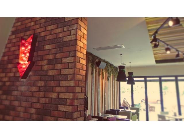 Restoran Sicilia Podgorica - Klinker opeka