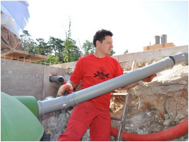 Ugradnja prečišćivača otpadnih voda
