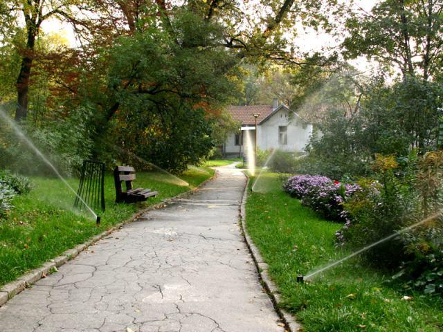 Botanička bašta - Beograd