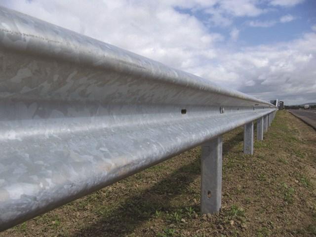 Zaštitna ograda za put