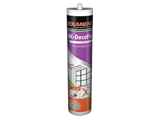 Silikon - BK-DecoFix