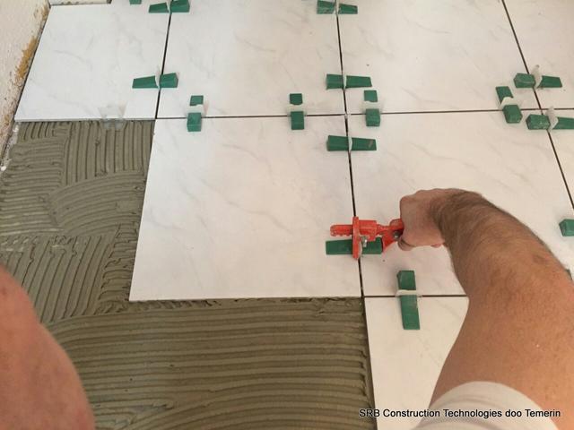 Nivelatori za keramičke pločice