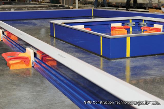 SRB Spartan - Sistem za magnetno šalovanje