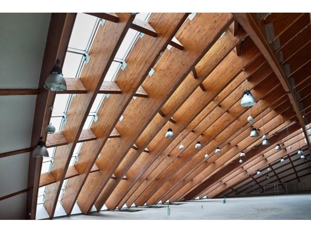 Sportska dvorana - Inđija - (75 m x 95 m)