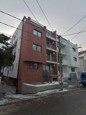 HPL compact - Stambena zgrada Beograd