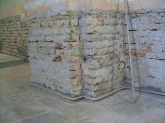 Hidroizolacija crkve, Doroslovo
