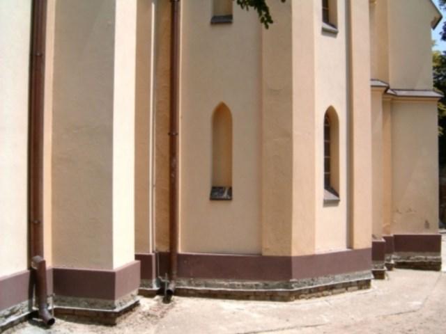 """Hidroizolacija crkve """"Vranjevo"""", Novi Bečej"""