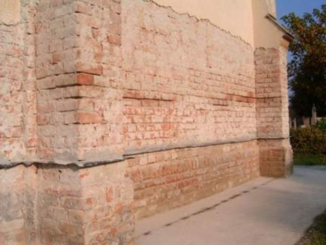 Hidroizolacija kapele, Bogojevo
