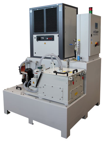 Rösler-ova centrifuga za održive ekološke tehnologije