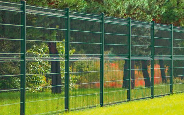 Ograda na sportskom terenenu