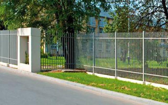 Industrijska ograda