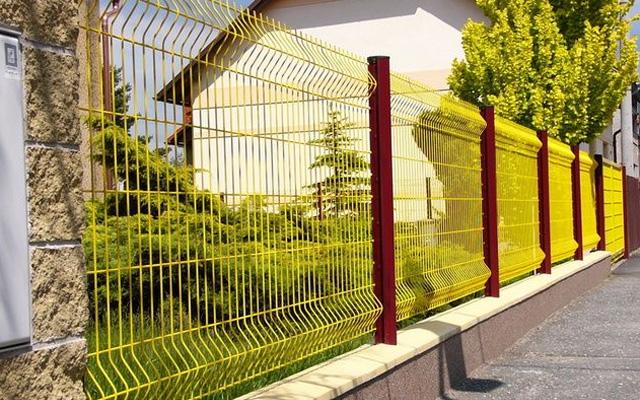 2D panelne ograde