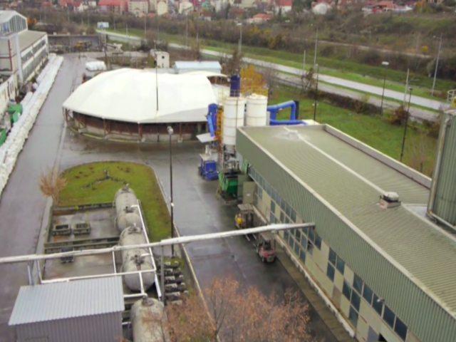 Fabrika za tretman industrijskog otpada sa MID MIX postrojenjem
