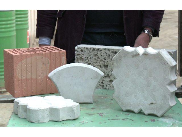 Upotreba neutrala u betonskoj galanteriji