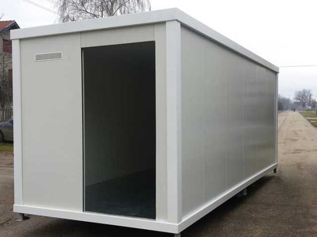 Građevinski (kancelarijski, stambeni) kontejneri