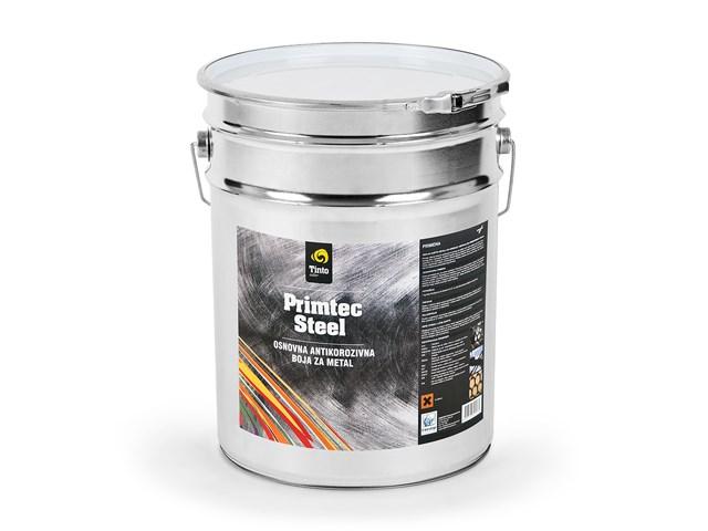 Primtec steel - osnovna antikorozivna boja