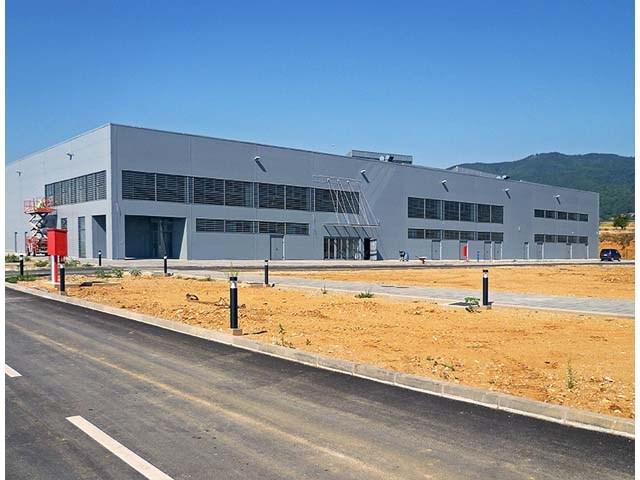 Geox fabrika obuće - Vranje
